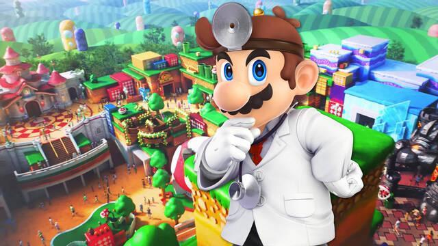 El coronavirus obliga a cerrar Super Nintendo World temporalmente.