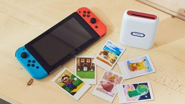 Fujifilm Nintendo Switch impresora Pokémon Snap