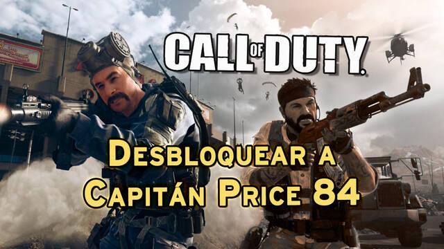 Capitán Price 1984 en COD Black Ops Cold War y Warzone: Cómo conseguirlo gratis