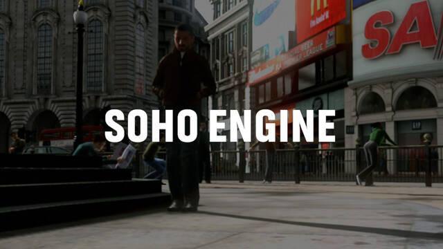 Sony registra Soho Engine en nuevos territorios
