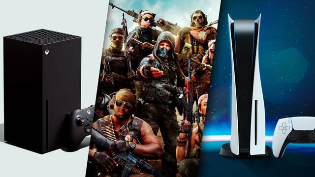 Call of Duty: Warzone tendrá versión específica para PS5 y Xbox Series X/S