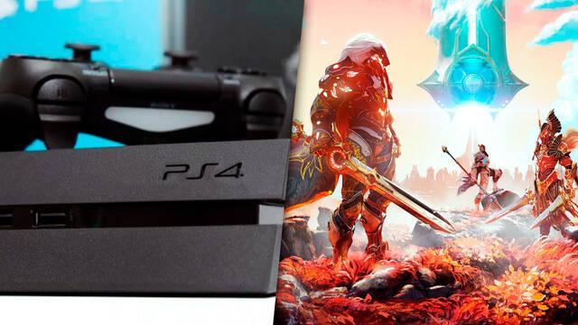 Godfall, el juego de PS5 y PC, recibe clasificación de edad para PS4 en Europa