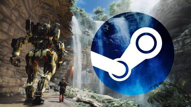 Titanfall 2 rompe récords de jugadores simultáneos en Steam.