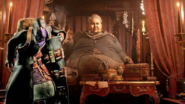 Resident Evil 8: Village y el guiño al mercader de Resident Evil 4