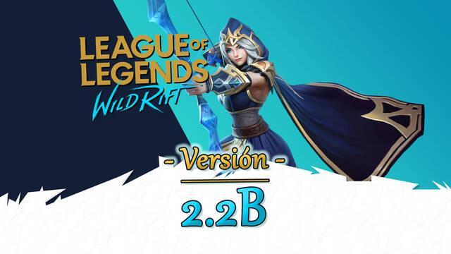 LoL Wild Rift v2.2b: Rengar, Kha'Zix, ajustes a campeones, cambios y novedades