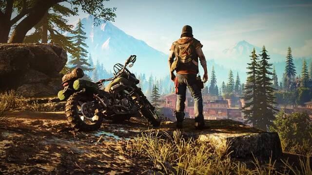 Days Gone y su tema dinámico para PS4