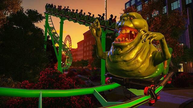 Anunciado Planet Coaster: Ghostbusters y Planet Coaster: Studios Pack