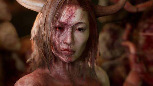 Succubus, el spin-off de Agony, llega el 21 de junio a PC.