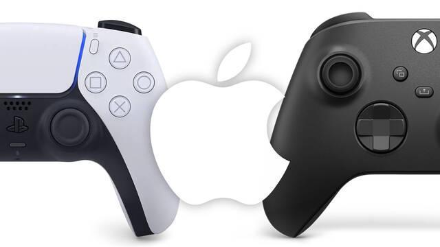 El DualSense de PS5 y el mando de Xbox Series X/S ya son compatibles oficialmente con iOS 14.5.