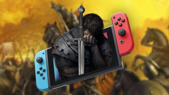 Nintendo España se disculpa por mencionar por error una versión de Kingdom Come: Deliverance para Switch.