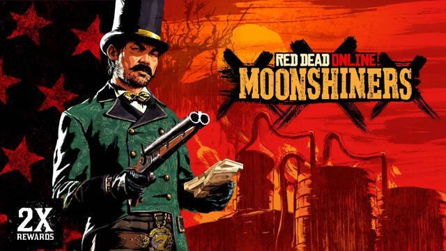Semana de los Licoristas en Red Dead Online.