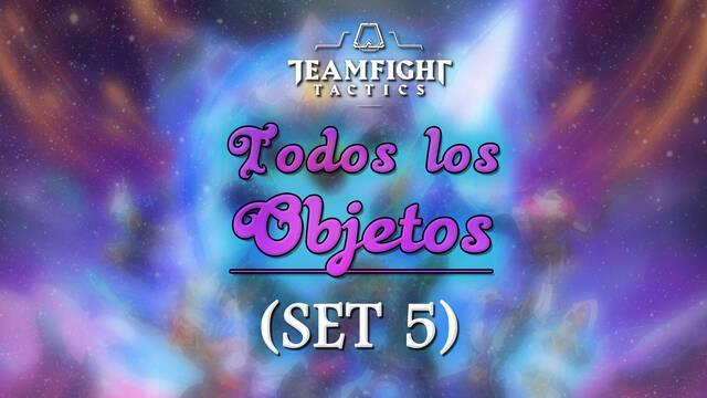 Teamfight Tactics (TFT): TODOS los Objetos, combinaciones, fusiones y ventajas