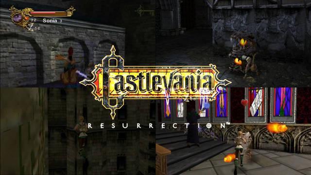 La demo de Castlevania: Resurrection ya está disponible en Internet.