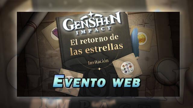 Genshin Impact: Protogemas gratis por invitar a jugadores a regresar al juego