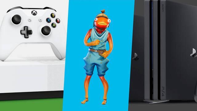 Fortnite ingresos PlayStation Xbox más que iPhone iOS