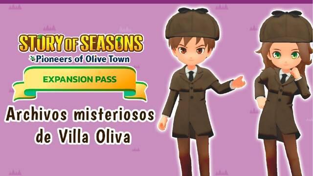 Story of Seasons: Archivos misteriosos de Villa Oliva