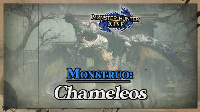 Chameleos en Monster Hunter Rise: cómo cazarlo y recompensas