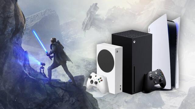 Star Wars Jedi: Fallen Order confirma su versión de PS5 y Xbox Series X/S.