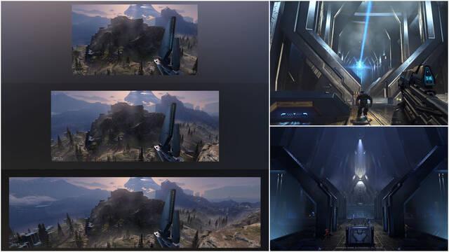 Halo Infinite PC funciones compatibilidad