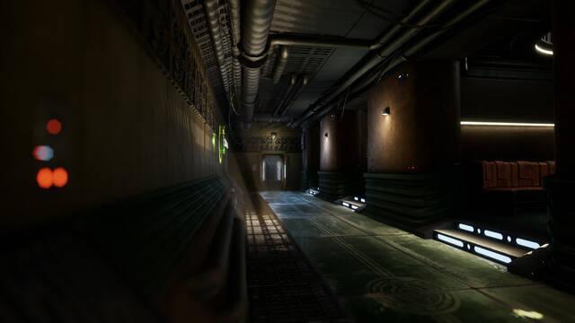 Un artista imagina el inicio de Star Wars Jedi Knight: Dark Forces 2 en Unreal Engine 4