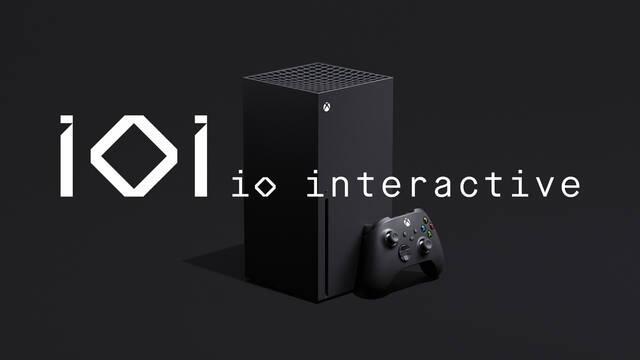 IO Interactive Xbox Game Studios juego medieval dragones