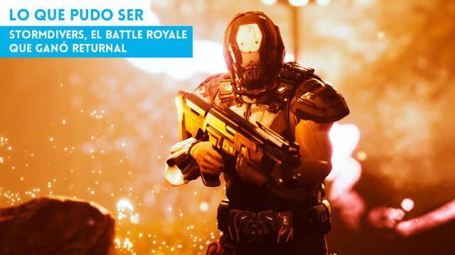 Stormdivers, el battle royale que ganó Returnal