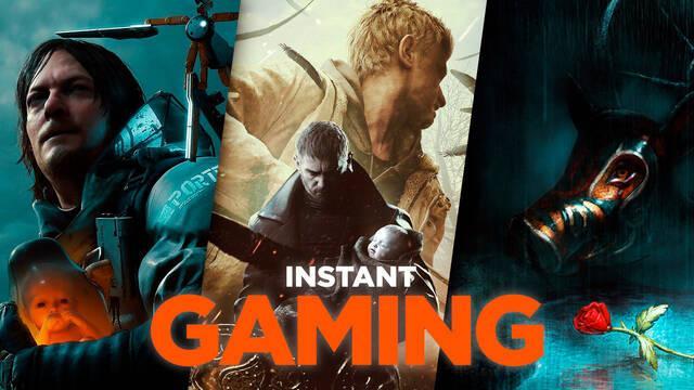 Ofertas terroríficas Instant Gaming