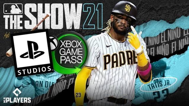 MLB The Show 21, de PlayStation Studios, estará disponible de lanzamiento en Xbox Game Pass.