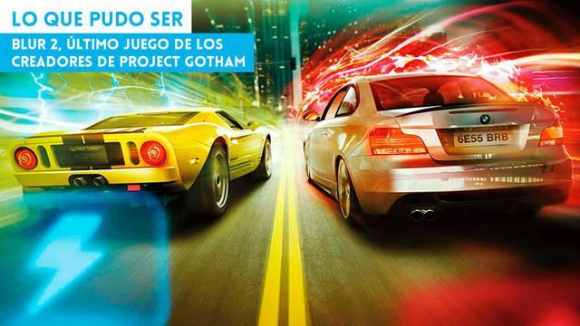 Blur 2, último juego de los creadores de Project Gotham
