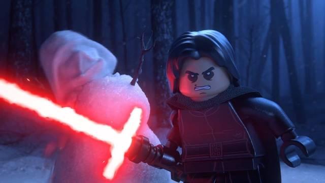 LEGO Star Wars: The Skywalker Saga retrasa su lanzamiento.