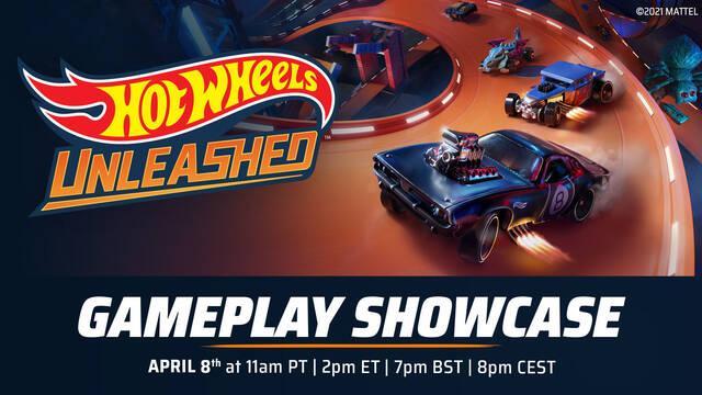 Hot Wheels Unleashed Gameplay evento presentación