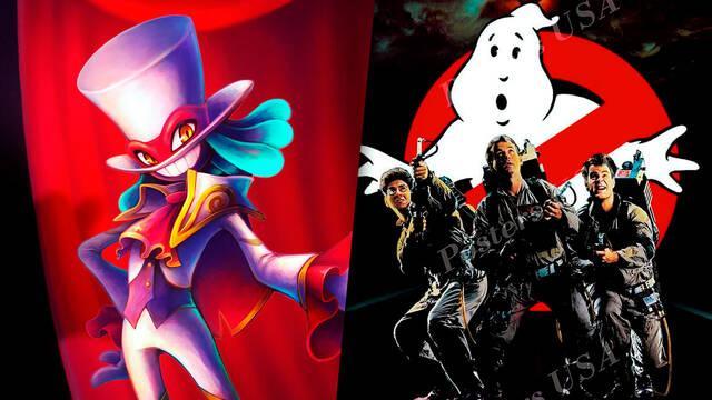 Balan Wonderworld: Los jugadores encuentran similitudes en su música con Cazafantasmas