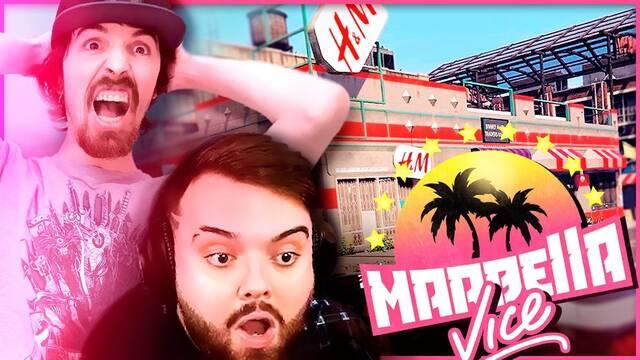 Marbella Vice tour vídeo participantes fecha