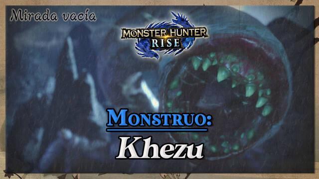 Khezu en Monster Hunter Rise: cómo cazarlo y recompensas