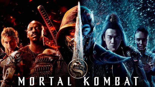 Mortal Kombat película tráiler