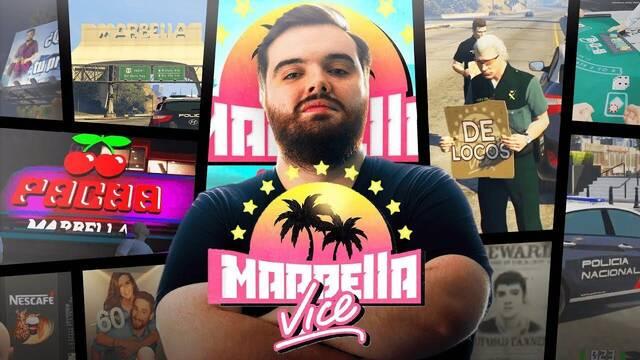 Así es la ciudad de Marbella Vice
