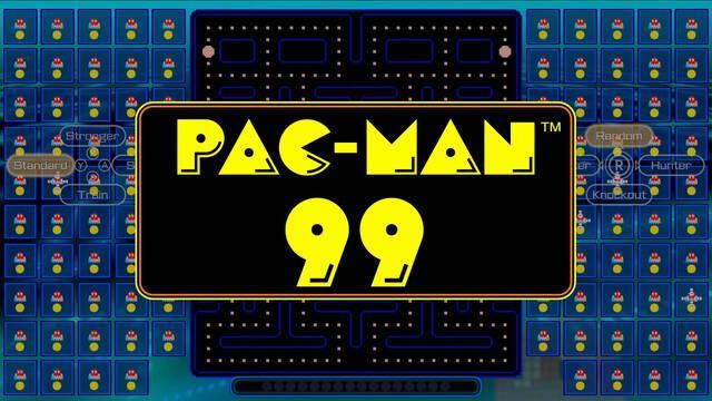 Anunciado Pac-Man 99, un juego gratuito para suscriptores de Nintendo Switch Online