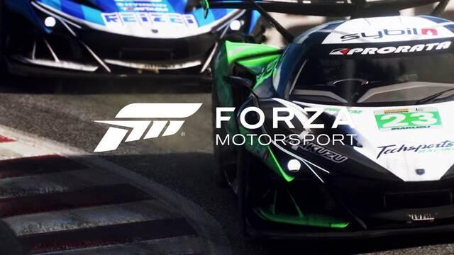 Forza Motorsport 8  y su prueba