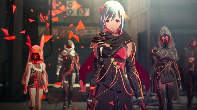 Scarlet Nexus muestra su jugabilidad en un nuevo vídeo