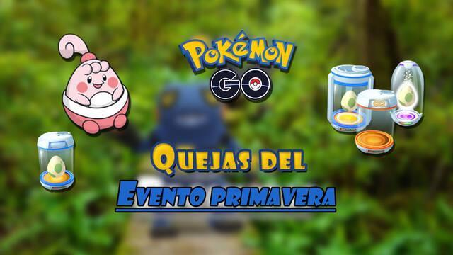 Pokémon GO recibe quejas ante las bajas probabilidades de los Huevos
