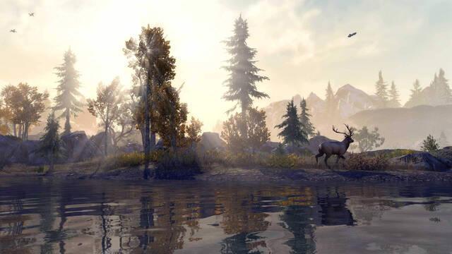 La versión mejorada de The Elder Scrolls Online ya tiene fecha de lanzamiento en PS5 y Xbox Series X/S.