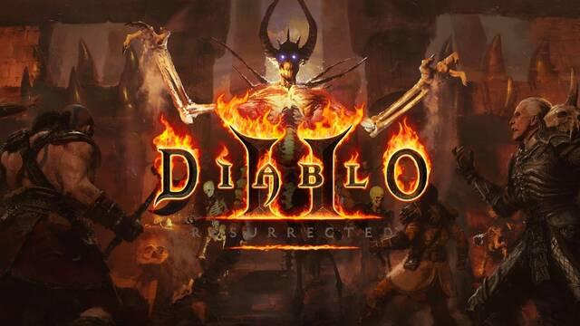 Diablo 2: Resurrected y su prueba alfa