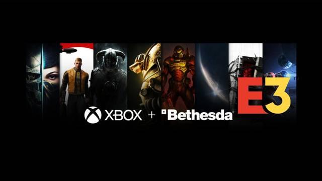 Microsoft y Bethesda en el E3