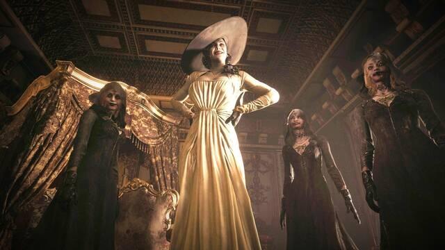 Resident Evil 8 Village y la creación de Lady Dimitrescu