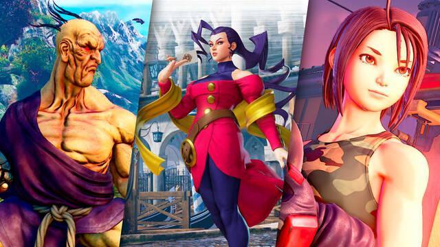 Street Fighter 5: Champion Edition muestra a Rose, Oro y Akira Kazama en acción