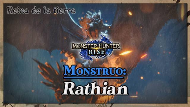Rathian en Monster Hunter Rise: cómo cazarlo y recompensas