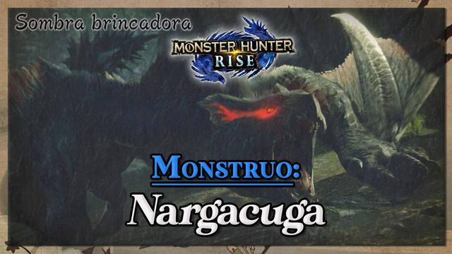 Nargacuga en Monster Hunter Rise: cómo cazarlo y recompensas