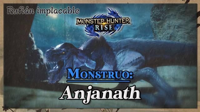 Anjanath en Monster Hunter Rise: cómo cazarlo y recompensas