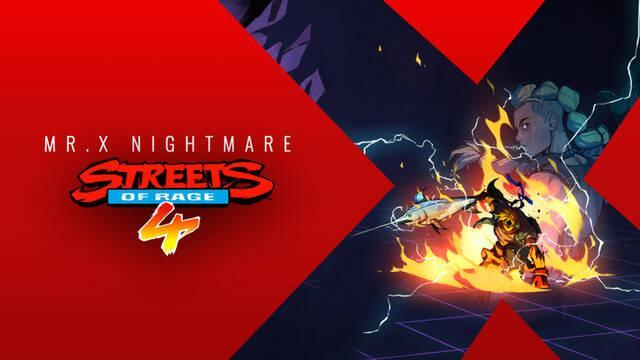 Streets of Rage 4 recibirá un DLC y una actualización gratuita este año.
