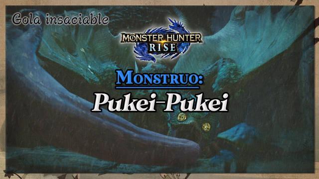 Pukei-Pukei en Monster Hunter Rise: cómo cazarlo y recompensas